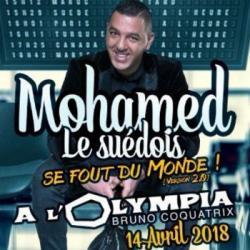Café des Artistes du 13.04.18 Avec Mourad Achour