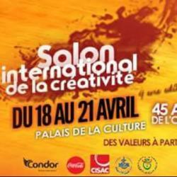 Café des Artistes du 18.04.18 Salon international de la créativité d'Alger / L'Office National des D