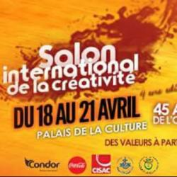 Café des Artistes du 19 .04.18 Salon international de la créativité d'Alger / L'Office National des