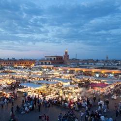 Décalage Immédiat du 01-08-2018 : Marrakech