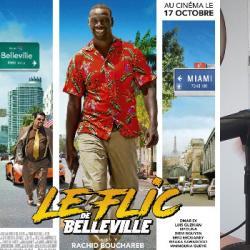 Studio B du 21-10-18 Le flic de Belleville (avec Biyouna !)