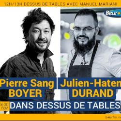 Dessus de tables 30-11-2019 : La Banane