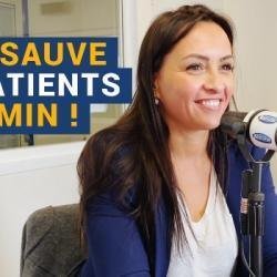 AVS du 29-01-2020 : La veilleuse : Elle sauve 11 patients en 7 minutes - Halima Lamali