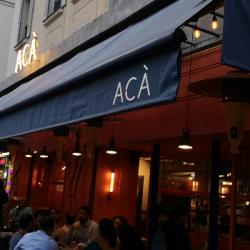 Les Tables de Manu du 15-08-2020 : Restaurant Acà Pigalle, avec...