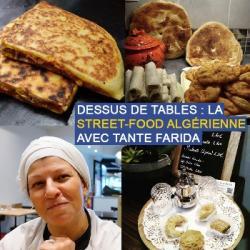 Dessus de tables du 03-10-2020 : La street-food algérienne, avec...