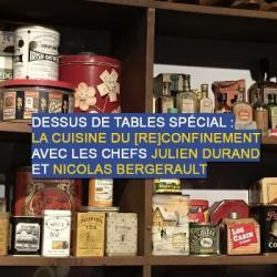 Dessus de tables du 08-11-2020 : La cuisine du [re]confinement