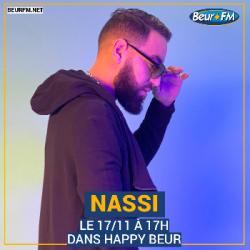 Happy Beur du 17-11-2020 : Nassi