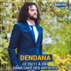 Café des Artistes du 20-11-2020 : Dendana