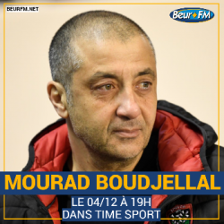 Time Sports du 04-12-2020 : interview de Mourad Boudjellal