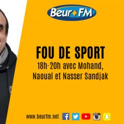 Fou de Sport du 06-12-20 : interview de Jamel Sandjak