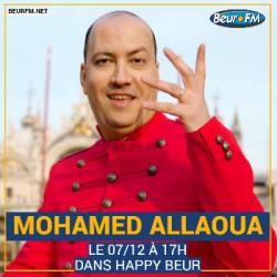 Happy Beur du 07-12-2020 : Mohamed Allaoua