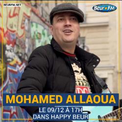 Happy Beur du 09-12-2020 : Mohamed Allaoua