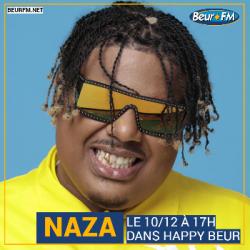 Happy Beur du 10-12-2020 : Naza