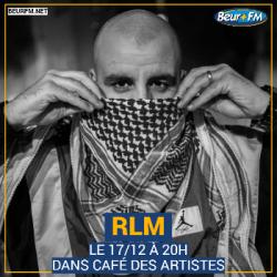 Café des Artistes du 17-12-2020 : RLM