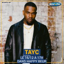 Happy Beur du 16-12-2020 : Tayc