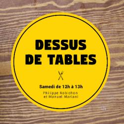 Dessus de Tables du 12-12-2020