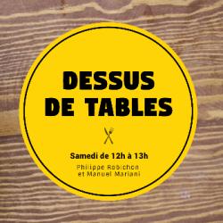 Dessus de tables du 05-12-2020