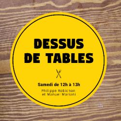 Dessus de tables du 28-11-2020