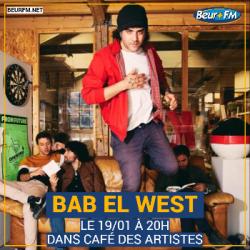 Café des Artistes du 19-01-2021 : Bab el West
