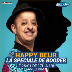 Happy Beur du 26-01-2021 : Booder