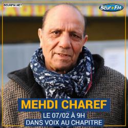 Voix au chapitre du 07-02-2021 : Mehdi Charef