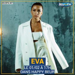 Happy Beur du 01-02-2021 : Eva Queen