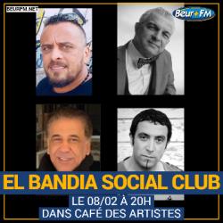 Café des Artistes du 08-02-2021 : El Bandia Social Club