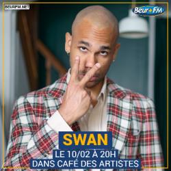 Café des Artistes du 10-02-2021 : Swan