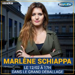 Le Grand Déballage du 12-02-2021 : L'interview de la semaine - Marlène Schiappa