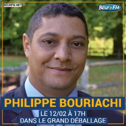 Le Grand Déballage du 12-02-2021 : L'interview de la semaine - Philippe Bouriachi