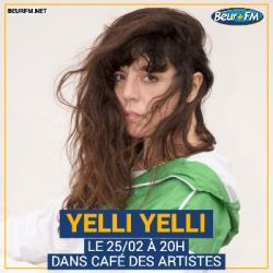 Café des Artistes du 25-02-2021 : Yelli Yelli