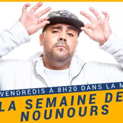 La Matinale du 26-02-2021 : La Semaine de Nounours - Nounours