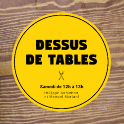 Dessus de tables du 27-02-2021 : les restos halal à emporter