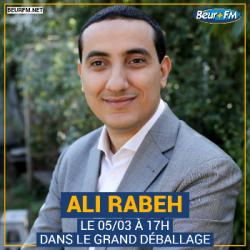 Le Grand Déballage du 05-03-2021 : L'interview de la semaine - Ali Rabeh