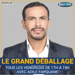 Le Grand Déballage du 05-03-2021 : L'interview de la semaine - Christophe Hamza