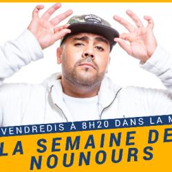 La Matinale du 09-04-2021 : La Semaine de Nounours - Nounours