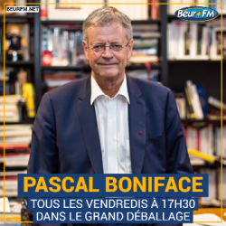 Le Grand Déballage du 19-03-2021 : Le quoi de neuf ? - Pascal Boniface