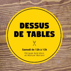 Dessus de tables 03-04-2021