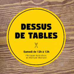 Dessus de tables 19-06-2021