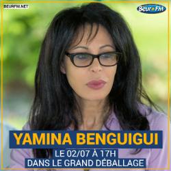 Le Grand Déballage du 02-07-2021 : L'interview de la semaine - Yamina Benguigui