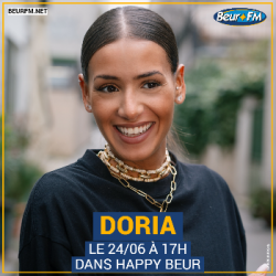 Happy Beur du 24-06-2021 : Doria