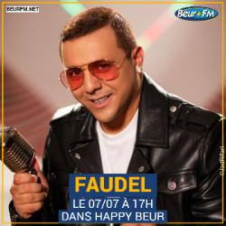 Happy Beur du 07-07-2021 : Faudel