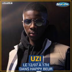 Happy Beur du 12-07-2021 : Uzi