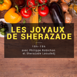 Les joyaux de Sherazade du 27-04-2020